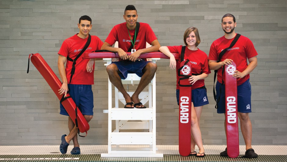 7 Reasons Why Lifeguarding is the Best Job Ever!