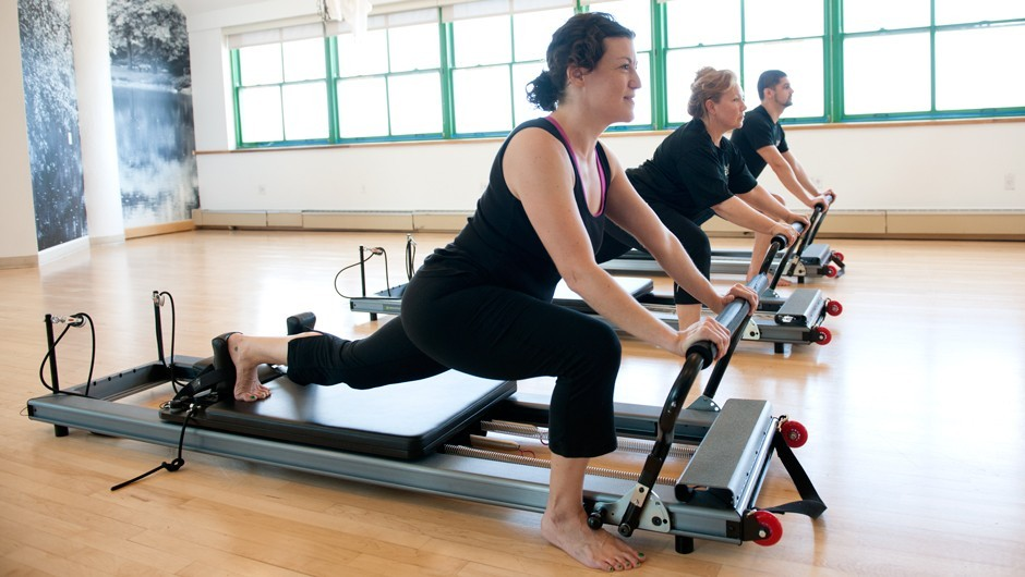 Changes to Pilates Reformer Classes Registration Process