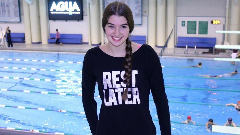 Overcoming Mental Adversity in Swimming