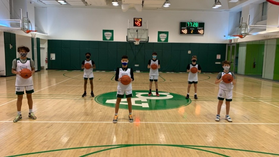 Asphalt Green Basketball Named Ultimate Team by New York Knicks