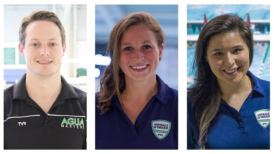 From AGUA Swim Team to AGUA Masters
