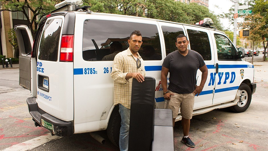 Asphalt Green Donates Fitness Equipment to New York City Police Department
