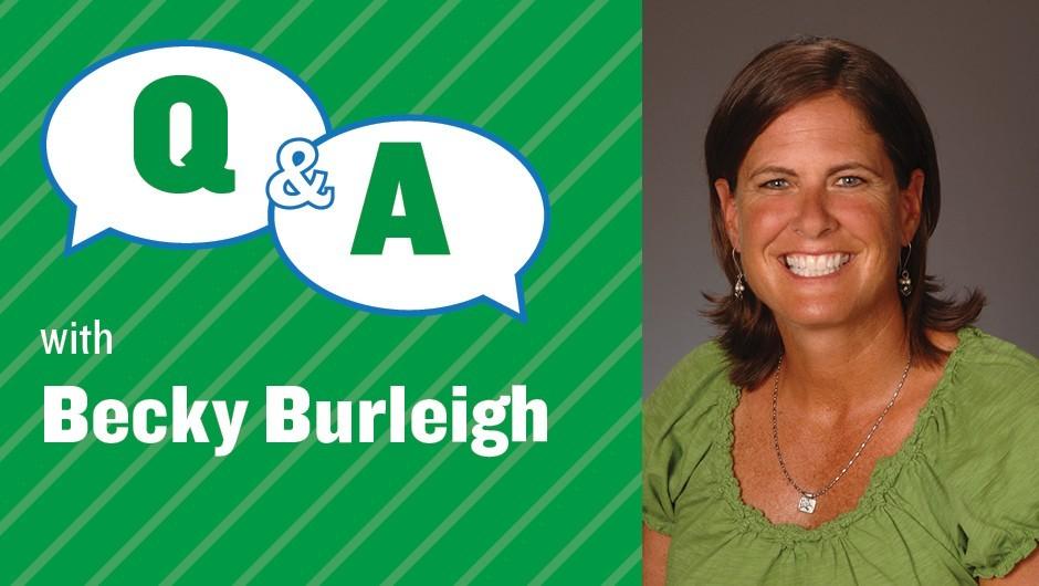 Meet University of Florida Women's Head Soccer Coach Becky Burleigh
