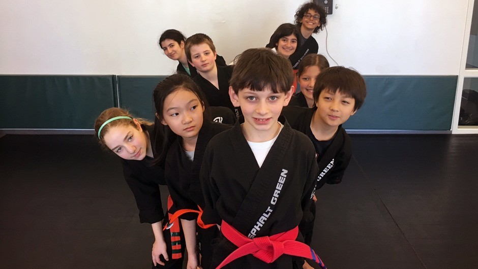 11-Year-Old Finds Quiet Confidence Through Martial Arts