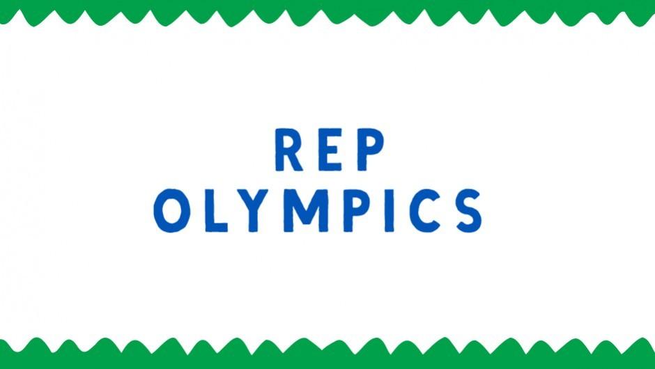 Task Tent: REP Olympics