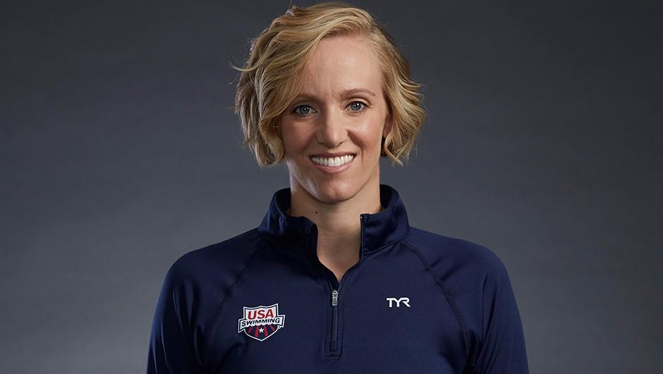 Dana Vollmer: Super Swimmer and Super Mom