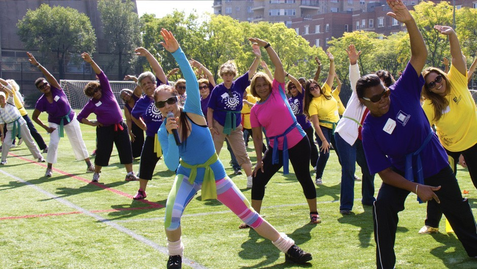Asphalt Green's Third Annual Senior Field Day Will Be Held May 25