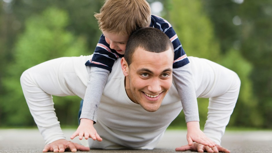 Exercises You Can Do With Your Kids