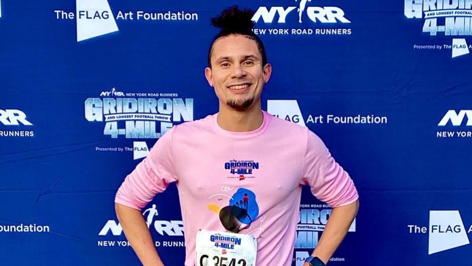 NYC Marathon Charity Racer Spotlight: Stany Leblanc