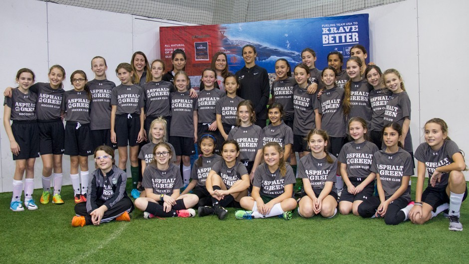 Carli Lloyd Breaks Barriers to Become One of Soccer's All-Time Greats