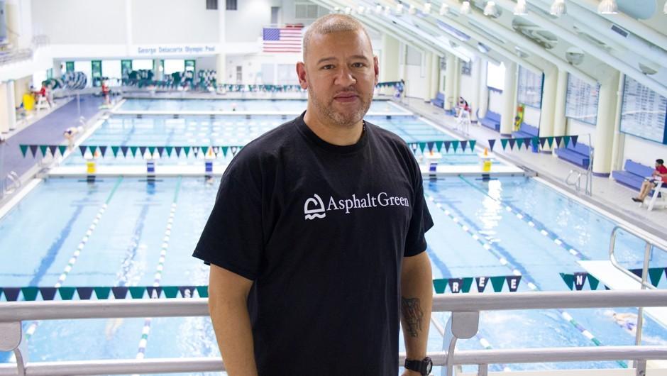 Staff Spotlight: Nelson Rivera
