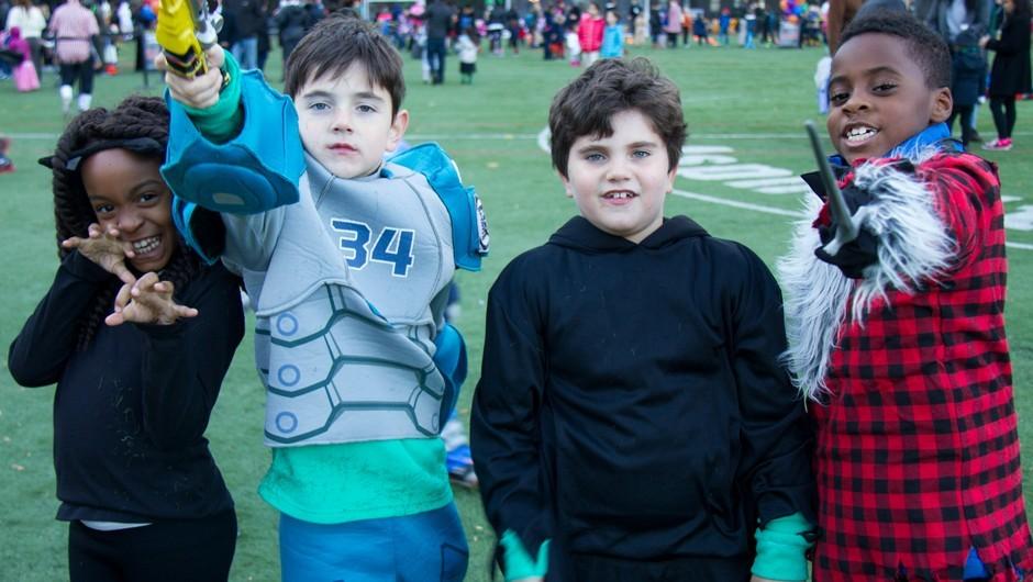 Over 3,000 Participate in Spooktacular, Family-Friendly Fun at Asphalt Screams