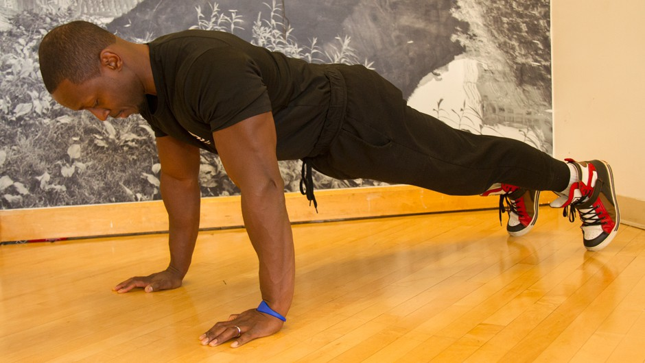 Get Fit Series: The 20-Minute Total-Body Workout