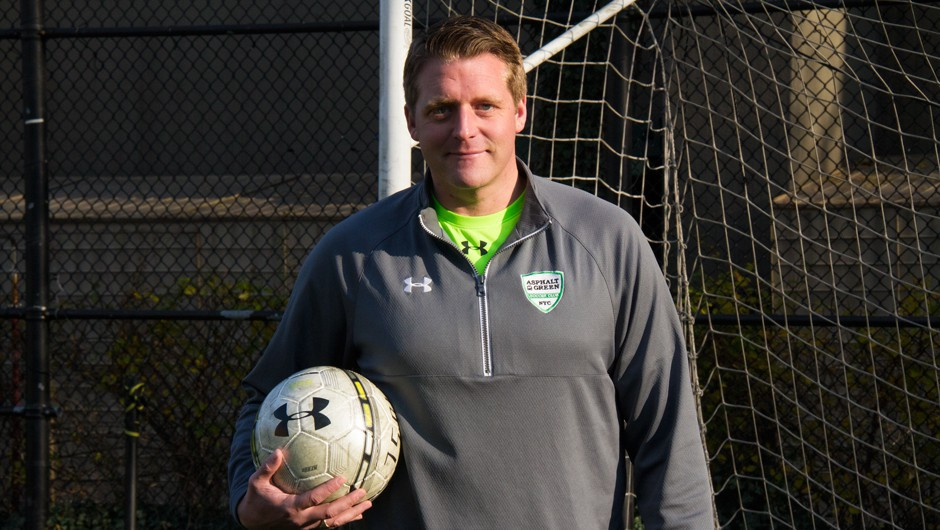 Staff Spotlight: Craig Hutchinson