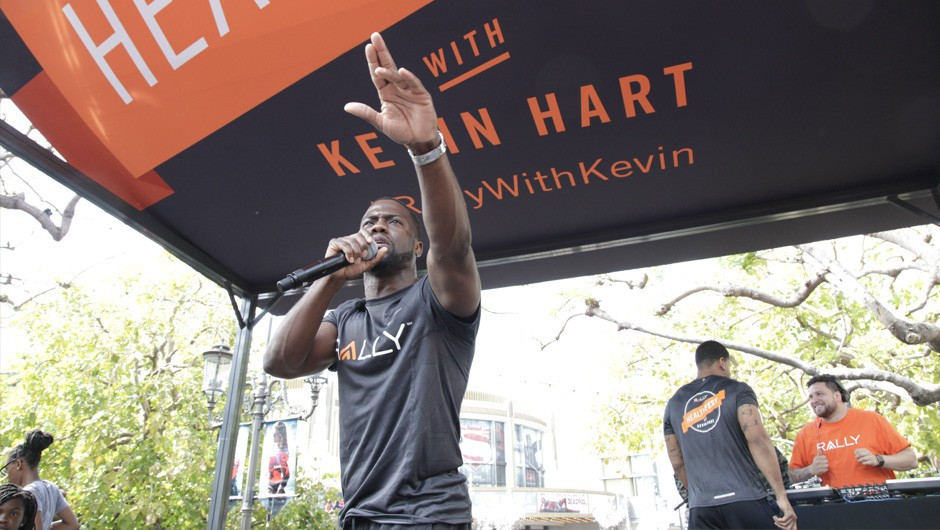 Asphalt Green Teams Up With Rally Health and Kevin Hart for Free Fitness Event