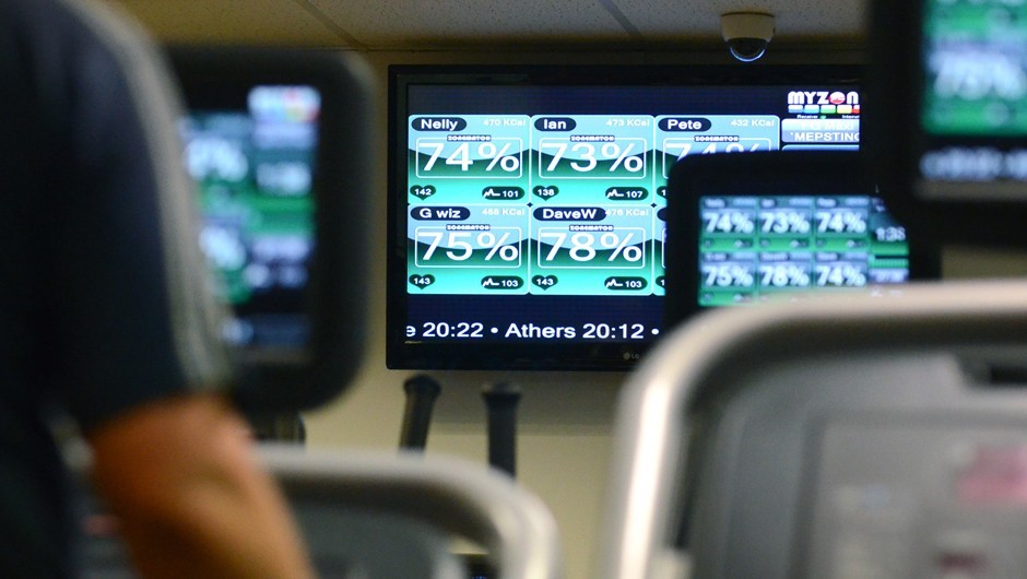 MYZONE Challenges Help Members Get in Shape