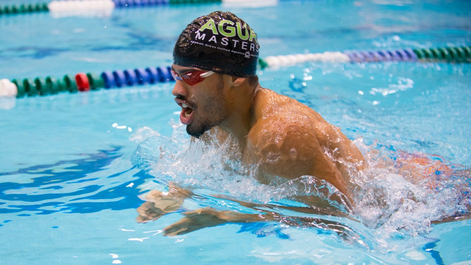 AGUA Masters Team Postal One-Hour Swim Competition Begins in January