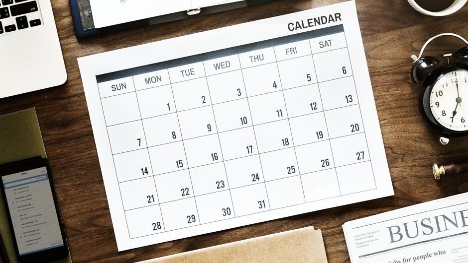 AGUA Masters Practice Schedule