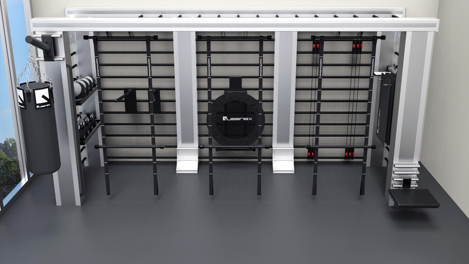 New! Functional Training Equipment Spices Up Your Workout