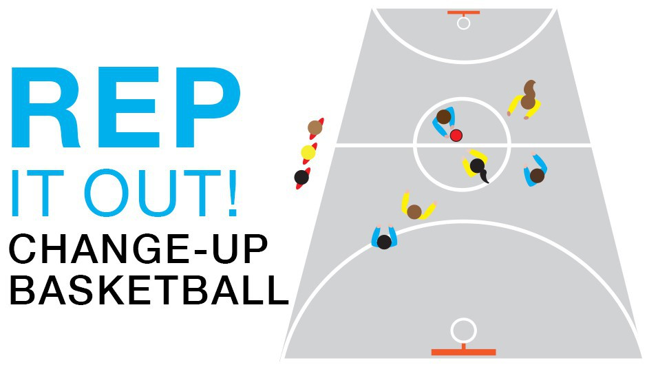 REP Game of the Month: Change-up Basketball