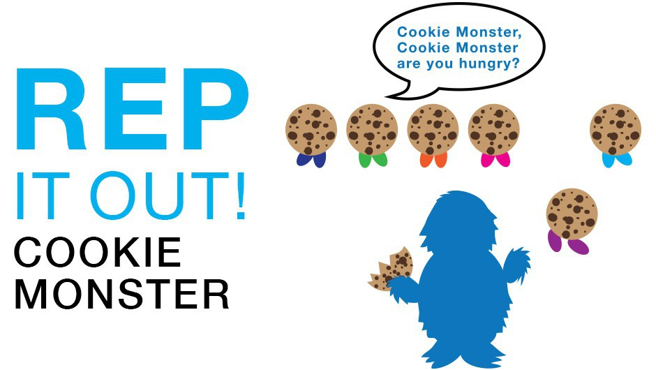 REP Game of the Month: Cookie Monster