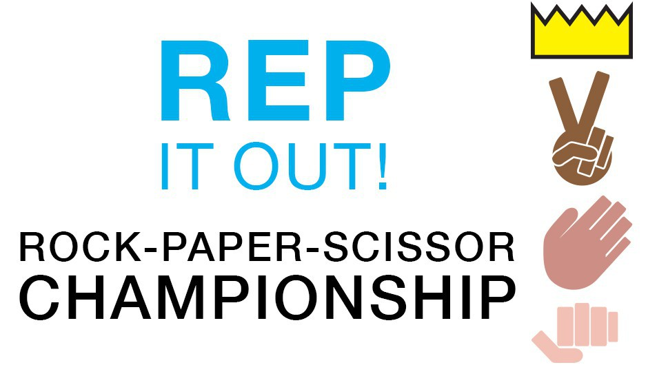 REP Game of the Month: Rock-Paper-Scissor Championship