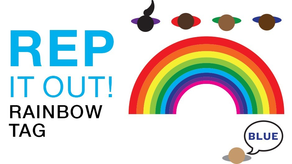 REP Game of the Month: Rainbow Tag