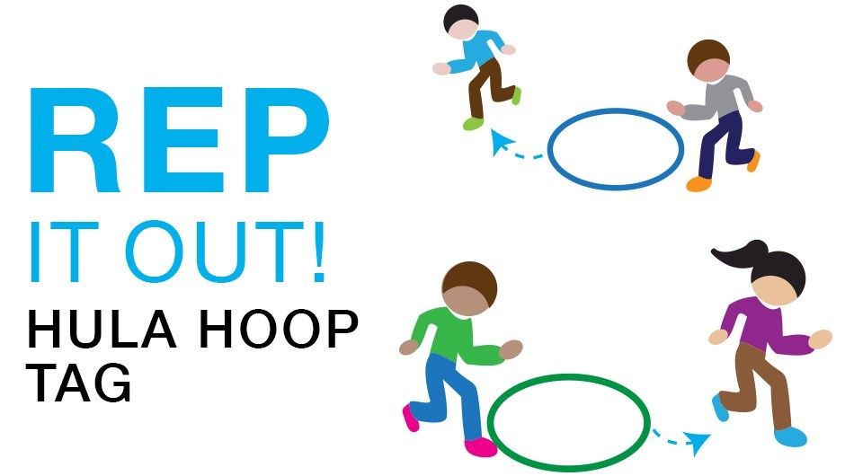 REP Game of the Month: Hula Hoop Tag