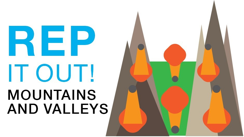 REP Game of the Month: Mountains and Valleys
