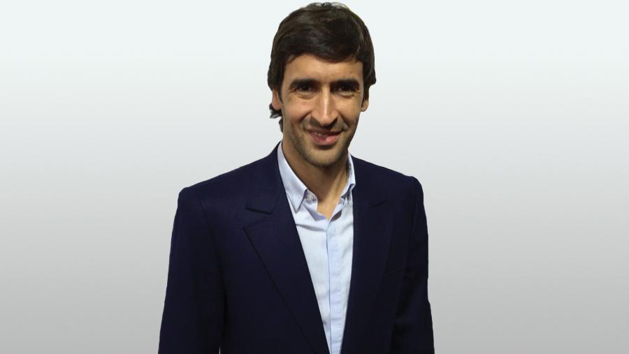 Q&A with Soccer Legend Raúl González Blanco