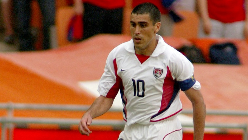 Catching Up With Claudio Reyna