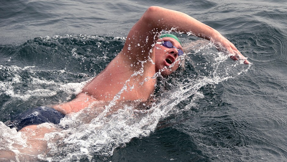 Asphalt Green Masters Swimmer Completes English Channel Swim