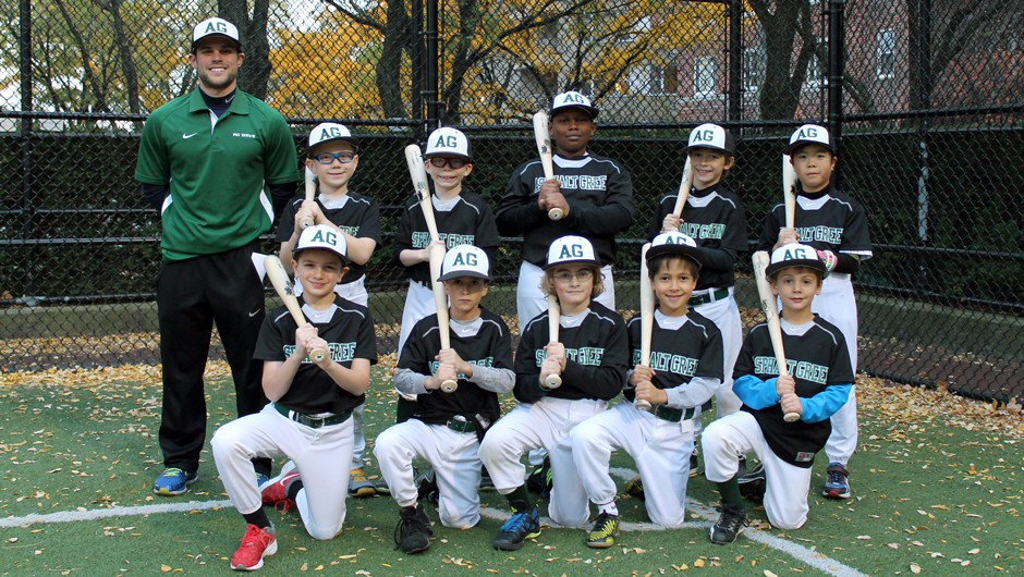Asphalt Green Wave Baseball Team Tryouts in November