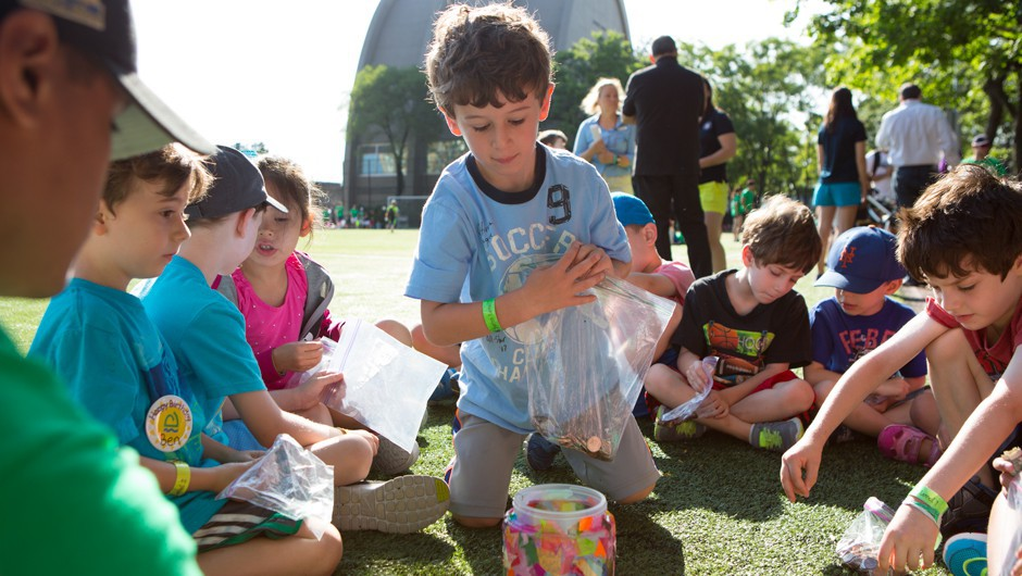 Campers Raise $19,000 for Summer Day Camp Scholarships