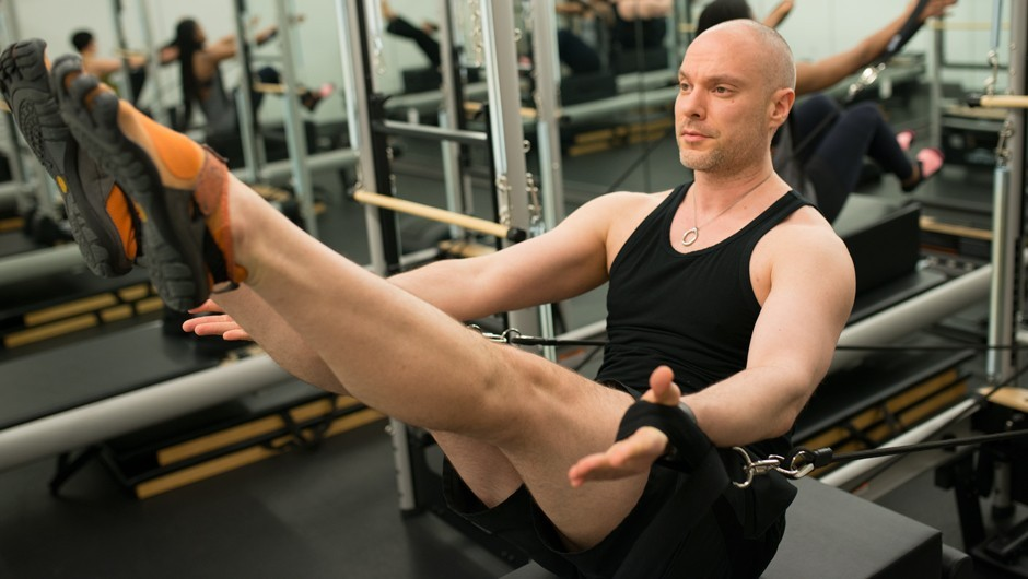 Get Fit Series: Pilates with Eric