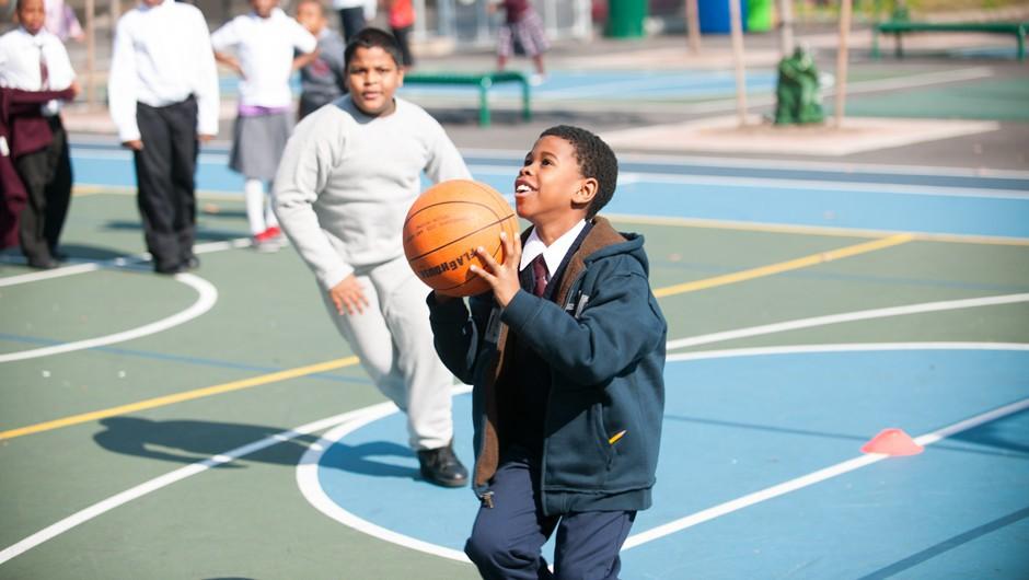 Asphalt Green's New FIT KIDS FIT CITY Campaign