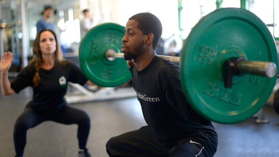 Changes to Personal Training Rates