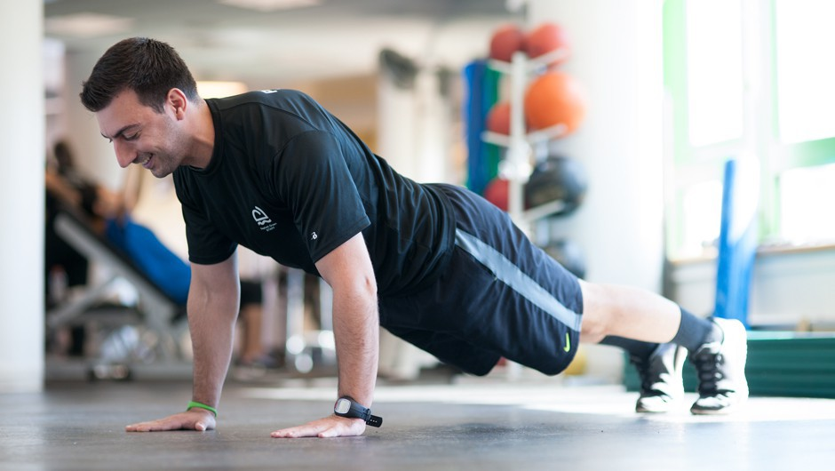 Get Fit Series: The Perfect Pushup
