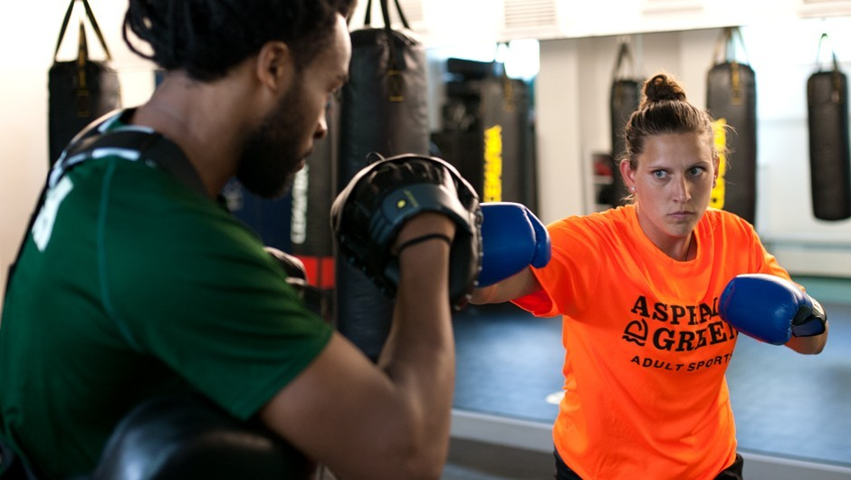 Try Asphalt Green's Adult Martial Arts Classes for Free