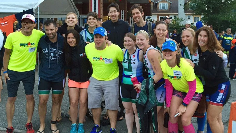 Asphalt Green Triathlon Club Race Report: New York City Triathlon and IRONMAN Lake Placid