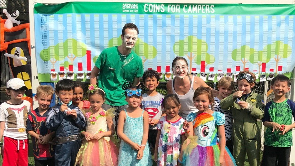 Coins for Campers Raises Over $16,500 for Camp Scholarships