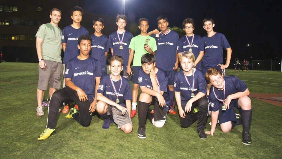 Community Sports Leagues Wrap Up Successful Soccer Season