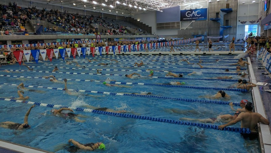 Asphalt Green Masters Swim Team Successful at Spring Championships