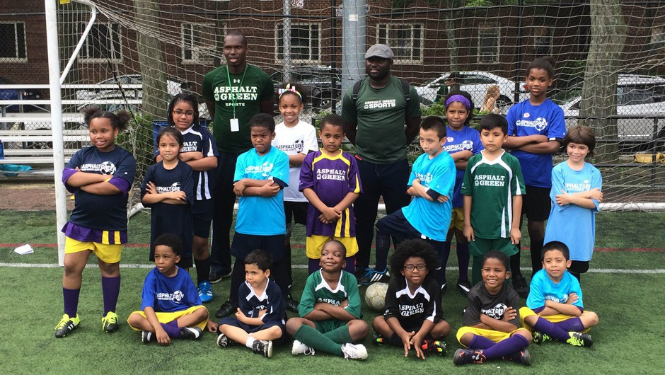 Soccer Jamboree Gives Kids from the Bronx Opportunity to Play in League