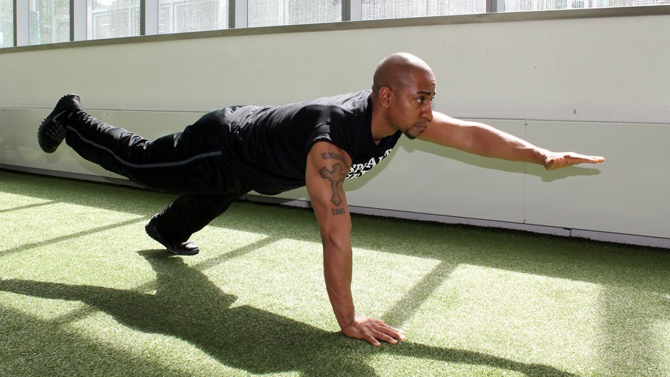 20-Minute No Equipment Cardio Circuit