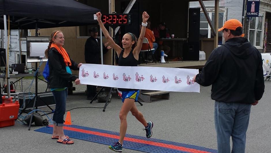 NYC Marathon Charity Racer Spotlight: Lydia Kouletsis