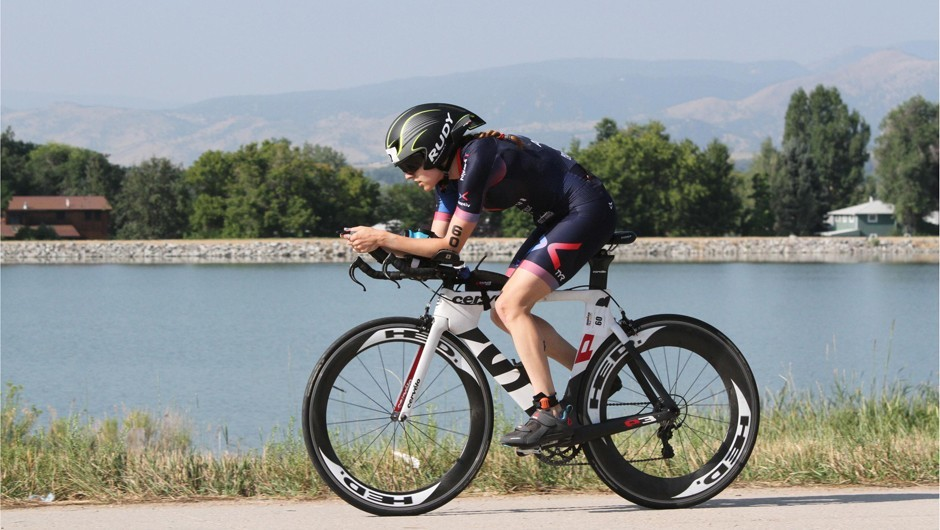 Nicole Falcaro: What it Takes to be a Professional Triathlete