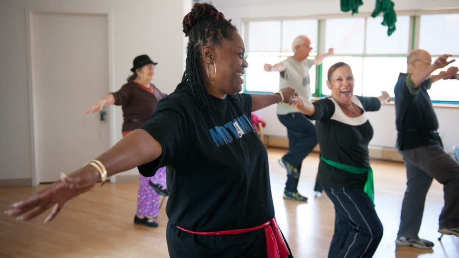 Free Fitness Program Helped 40 Seniors Get in Shape
