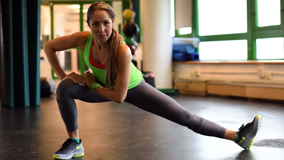 Get Fit Series: The Best Stretches Before and After a Workout