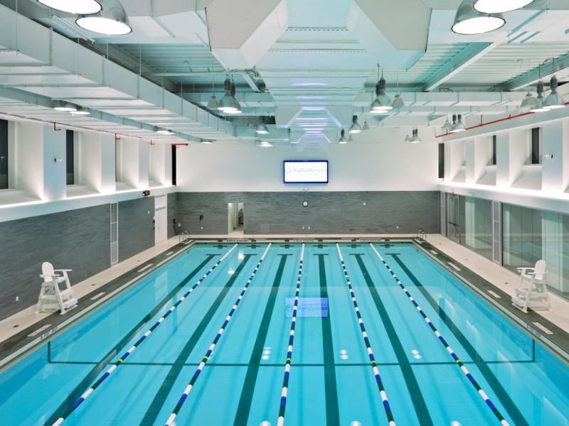 Swimming Pools At East Side : Gym and pool membership asphalt green